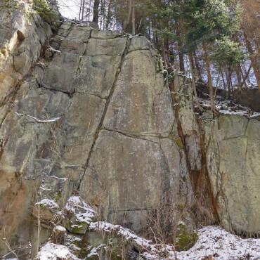 Rudolfov - Lom Žulák